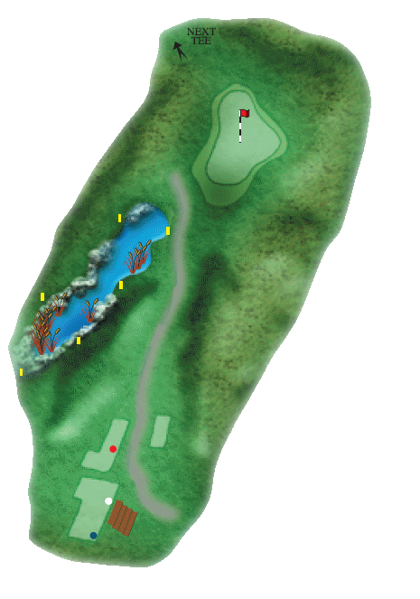 Mussenden 9th Layout
